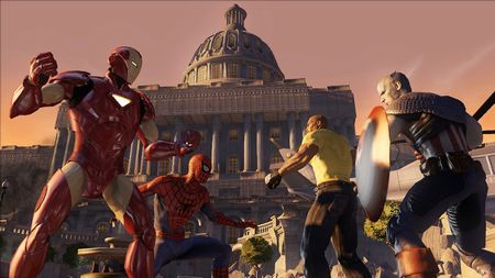 Marvel: Ultimate Alliance 2 - 37367