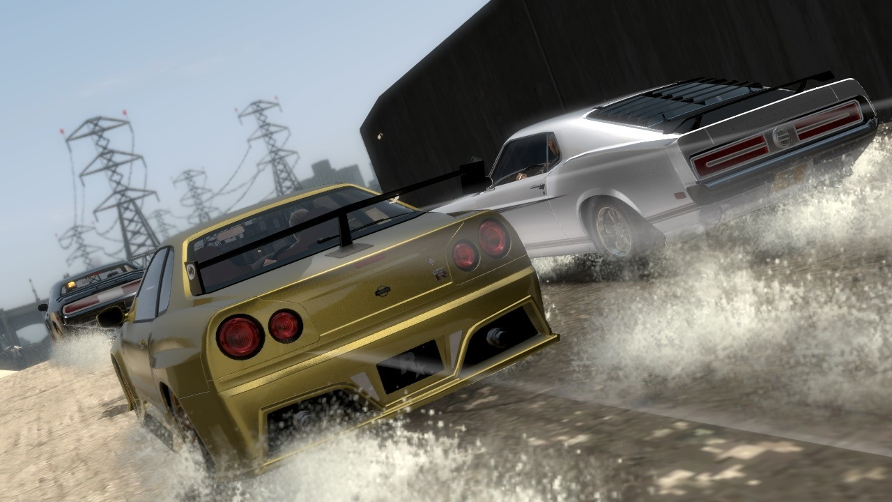 Midnight Club: Los Angeles - 29250