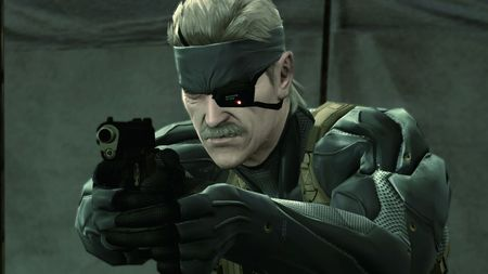 Metal Gear Solid 4: Guns of the Patriots - 24808