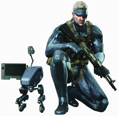 Metal Gear Solid 4: Guns of the Patriots - 24777