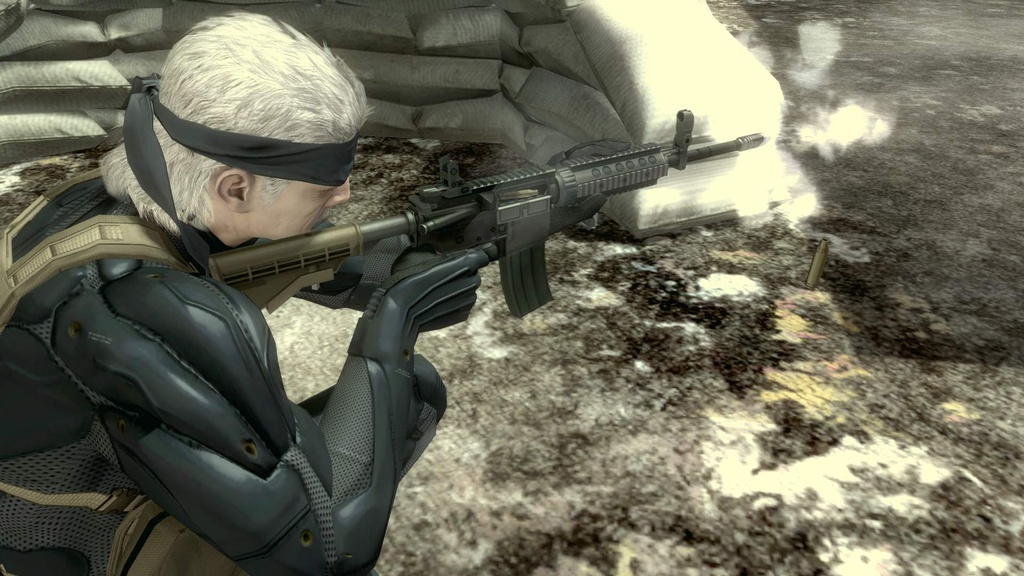 Metal Gear Solid 4: Guns of the Patriots - 24870