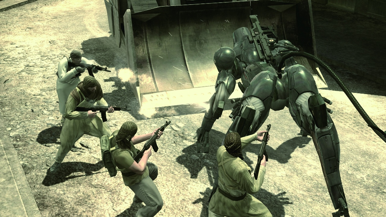 Metal Gear Solid 4: Guns of the Patriots - 24787