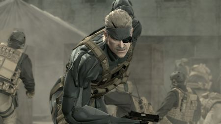 Metal Gear Solid 4: Guns of the Patriots - 24750