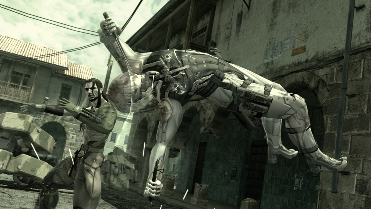 Metal Gear Solid 4: Guns of the Patriots - 24753