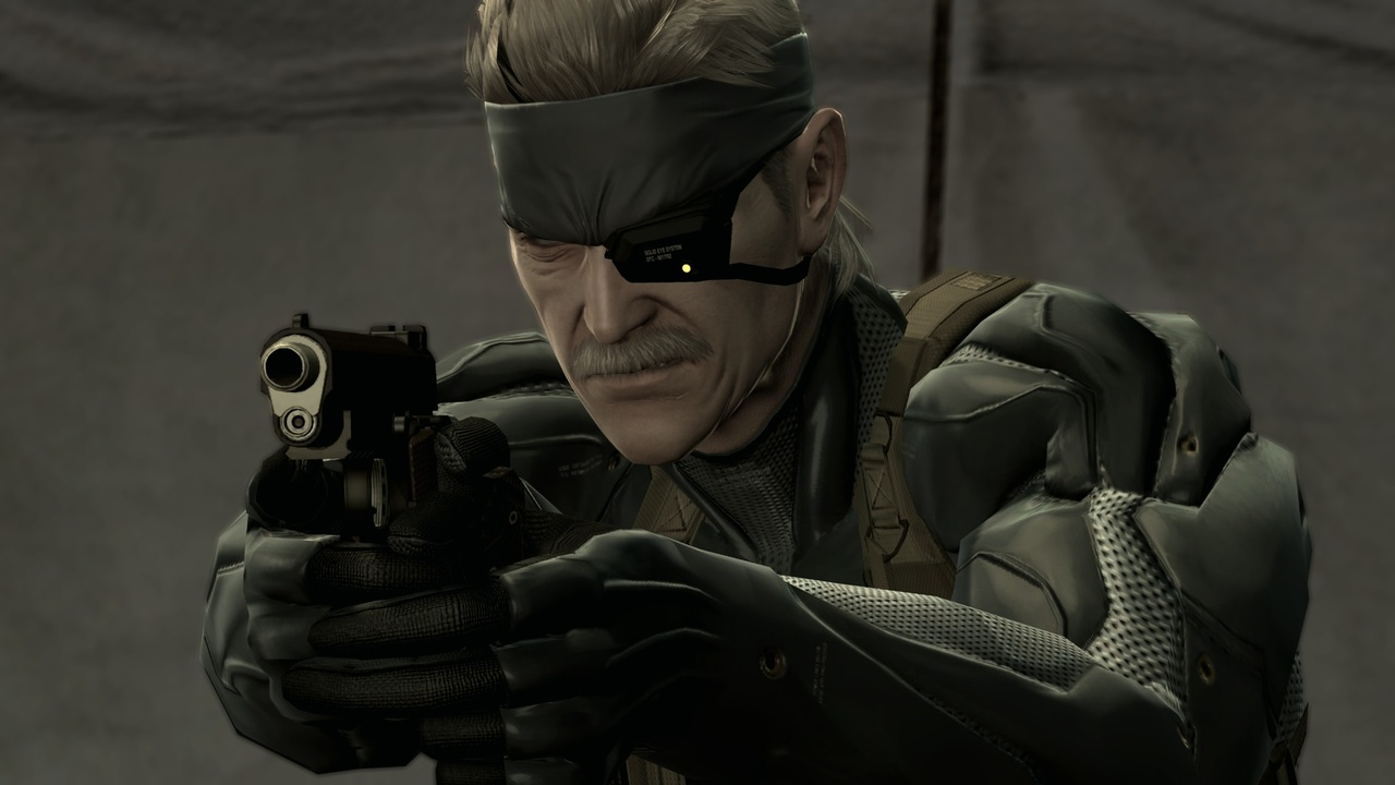 Metal Gear Solid 4: Guns of the Patriots - 24737