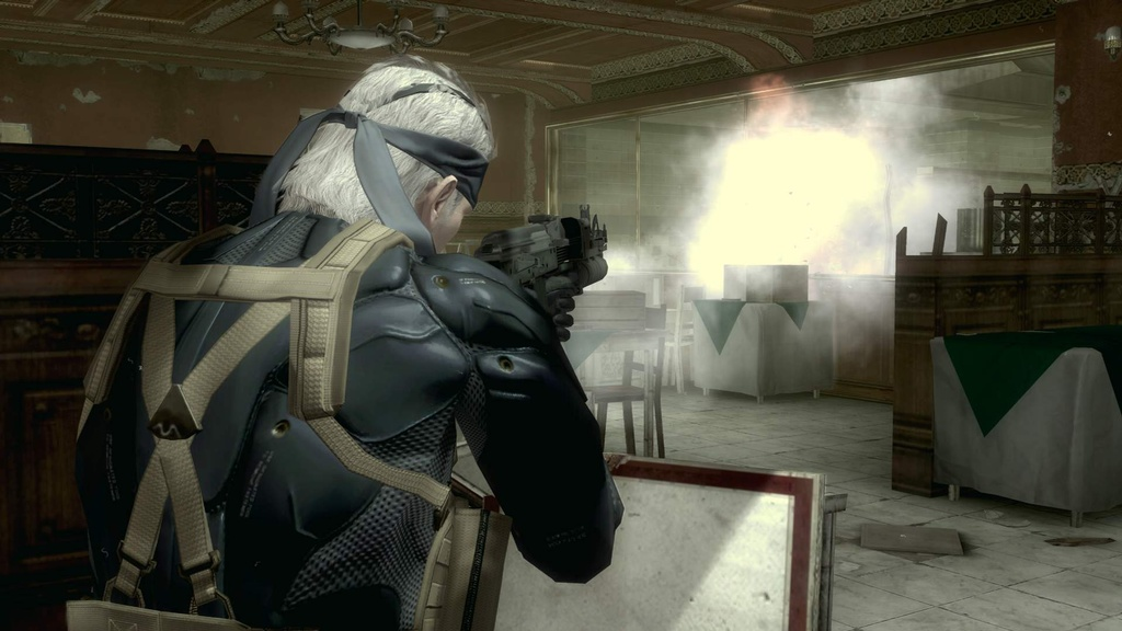 Metal Gear Solid 4: Guns of the Patriots - 24876