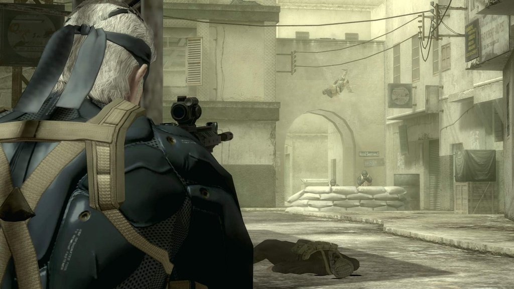 Metal Gear Solid 4: Guns of the Patriots - 24881