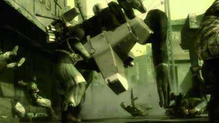 Metal Gear Solid 4: Guns of the Patriots - 24900