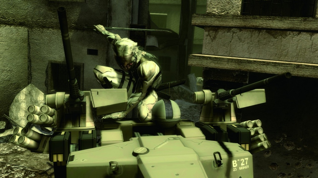 Metal Gear Solid 4: Guns of the Patriots - 24906