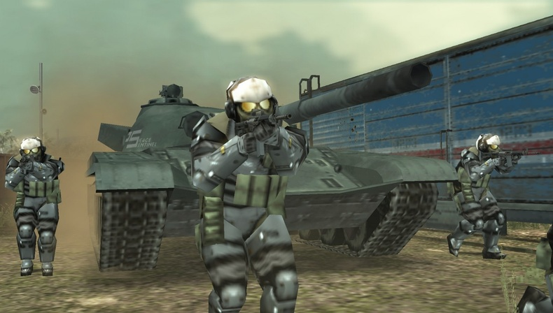 Metal Gear Solid: Peace Walker HD - 44065