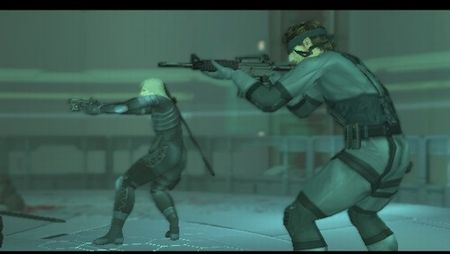 Metal Gear Solid HD Collection - 44550