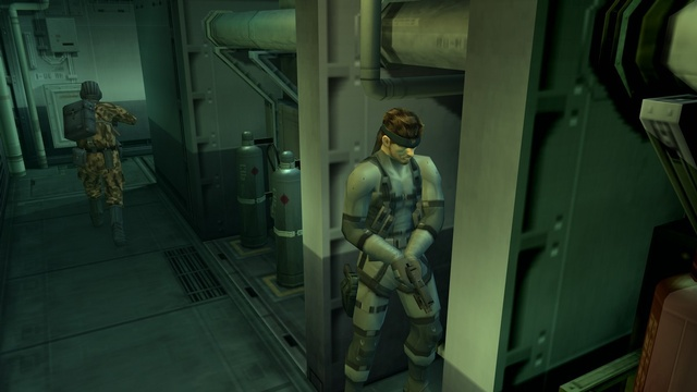 Metal Gear Solid HD Collection - 44546