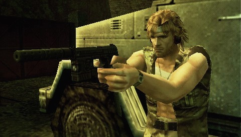 Metal Gear Solid: Portable Ops+ - 08904