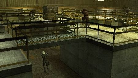 Metal Gear Solid: Portable Ops+ - 08905
