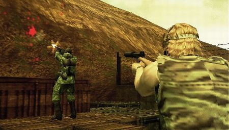 Metal Gear Solid: Portable Ops+ - 08908