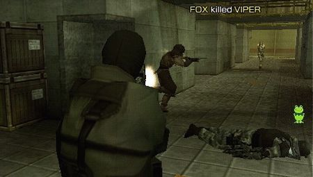 Metal Gear Solid: Portable Ops+ - 08909