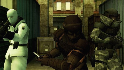 Metal Gear Solid: Portable Ops+ - 08910