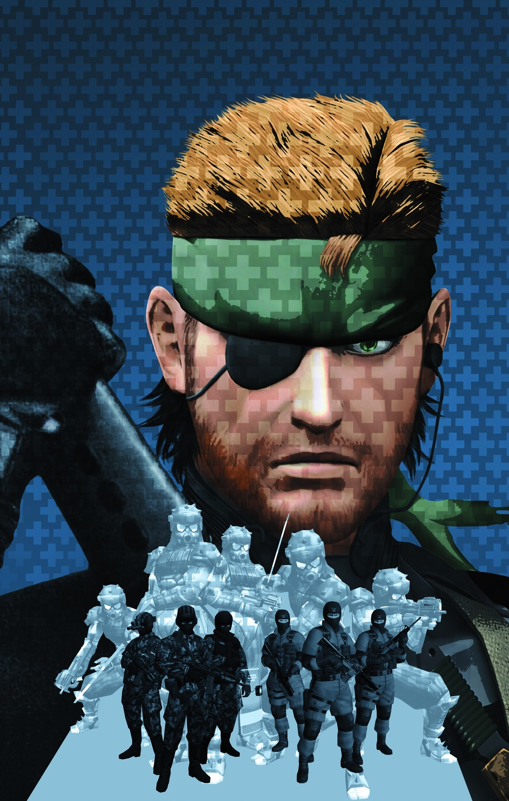 Metal Gear Solid: Portable Ops+ - 08914