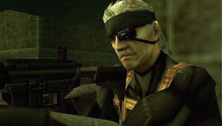 Metal Gear Solid: Portable Ops+ - 08915