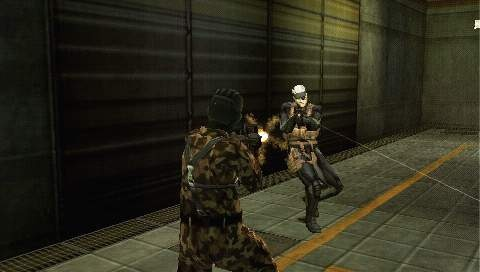 Metal Gear Solid: Portable Ops+ - 08899