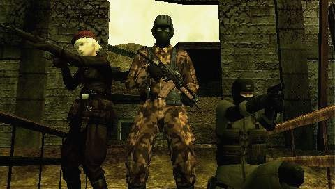 Metal Gear Solid: Portable Ops+ - 08901