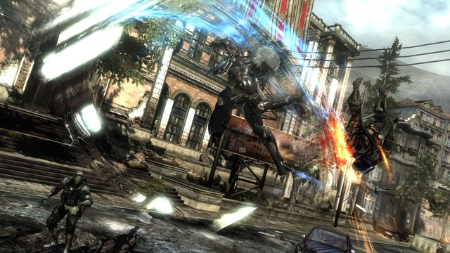 Metal Gear Rising: Revengeance - 47914