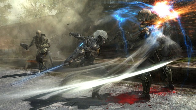 Metal Gear Rising: Revengeance - 47915