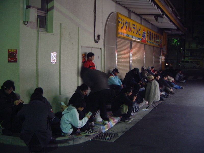 Photos: PS3 Japan Midnight Madness - 02749