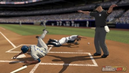 Major League Baseball 2K10 - 39219