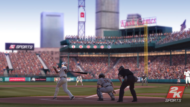 Major League Baseball 2K7 - 04925