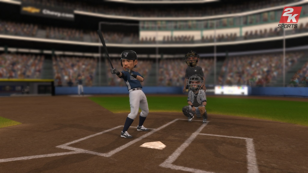 Major League Baseball 2K8 - 21211