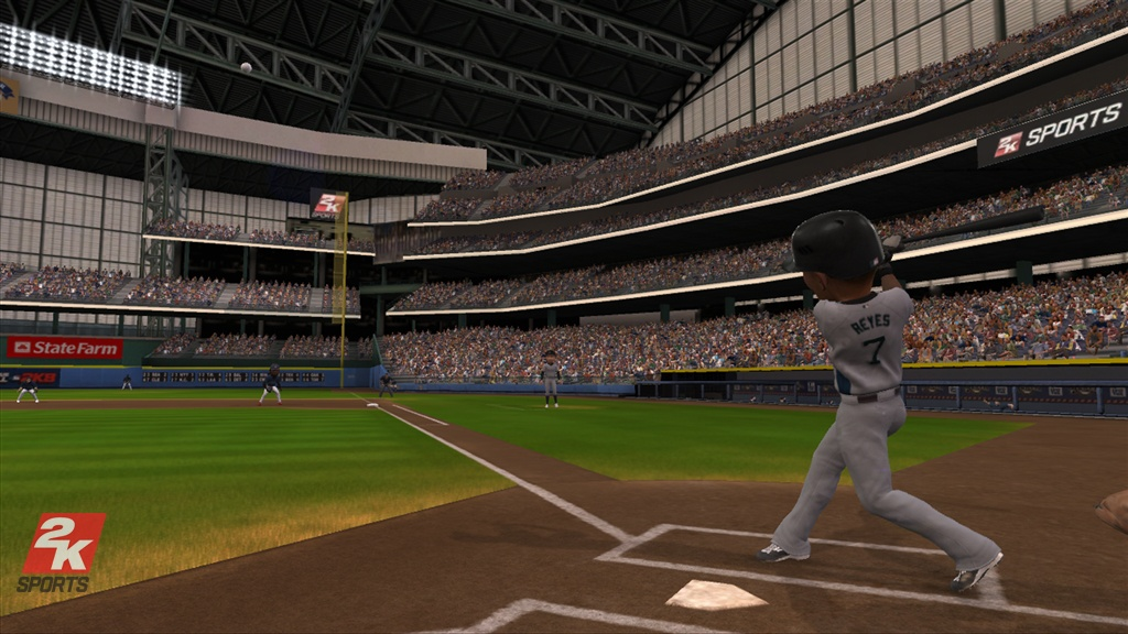 Major League Baseball 2K8 - 21212