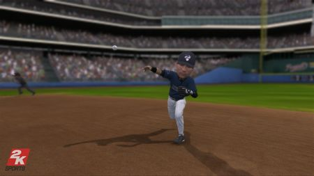 Major League Baseball 2K8 - 21213