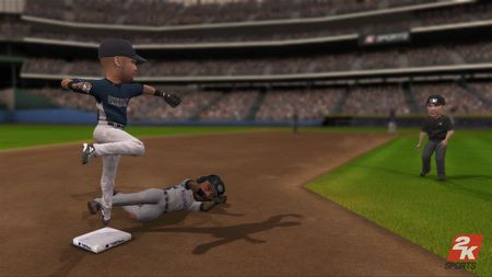 Major League Baseball 2K8 - 21214