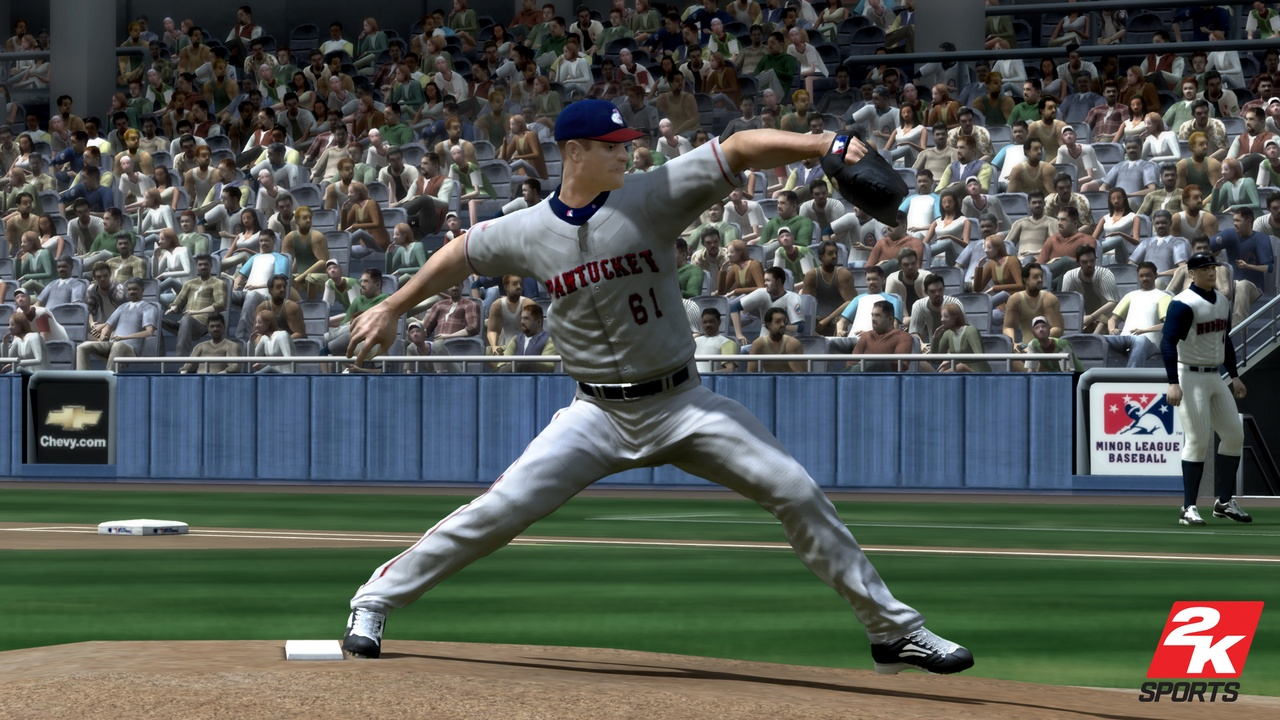 Major League Baseball 2K8 - 21204