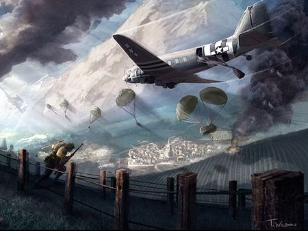 Medal of Honor: Airborne - 10559