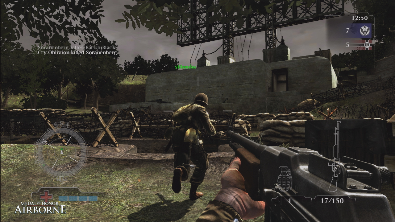 Medal of Honor: Airborne - 10522