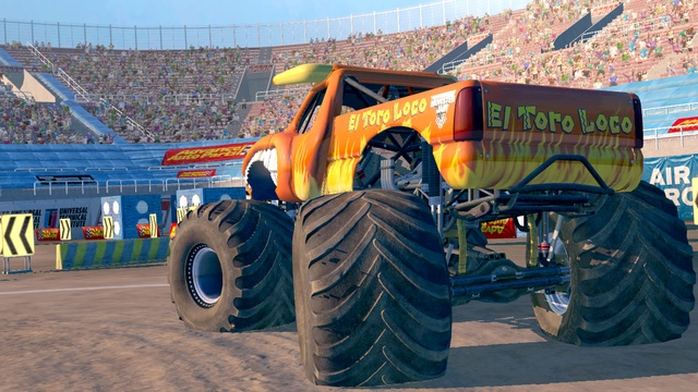 Monster Jam: Path of Destruction - 42249