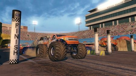 Monster Jam: Path of Destruction - 42248