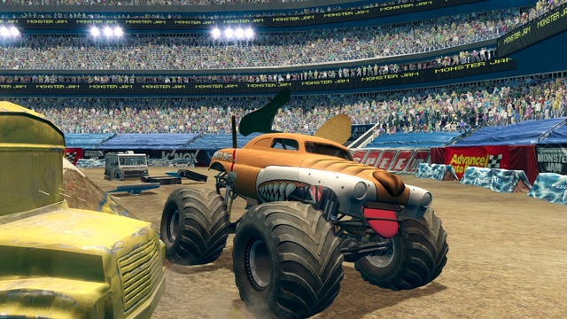 Monster Jam: Path of Destruction - 42241