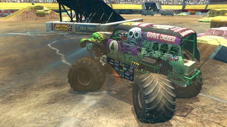 Monster Jam: Path of Destruction - 42251