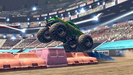 Monster Jam: Path of Destruction - 42247