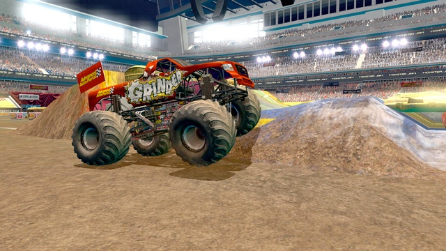 Monster Jam: Path of Destruction - 42254