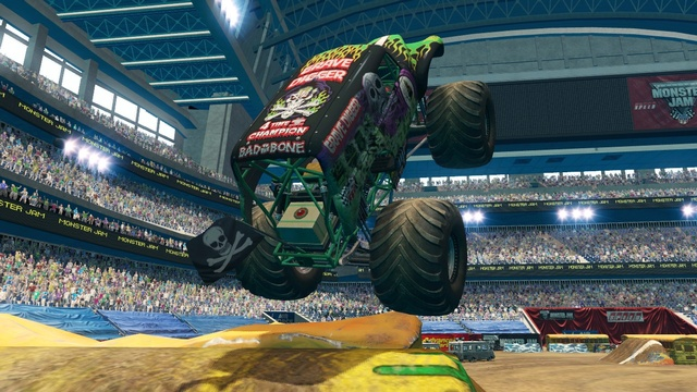Monster Jam: Path of Destruction - 42244