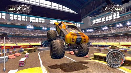 Monster Jam: Path of Destruction - 42255