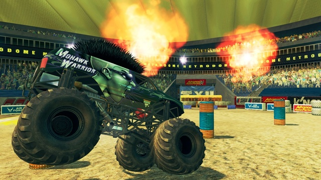 Monster Jam: Path of Destruction - 42246