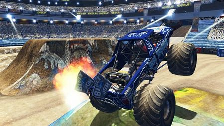 Monster Jam: Path of Destruction - 42242