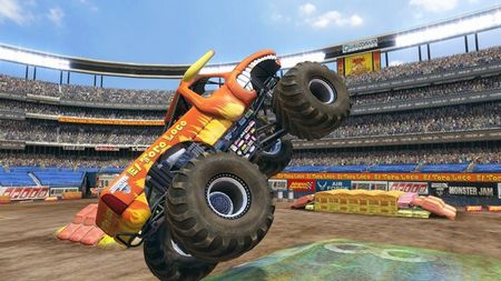 Monster Jam: Path of Destruction - 42243