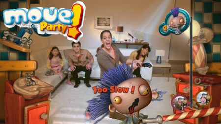 Move Party! - 39707
