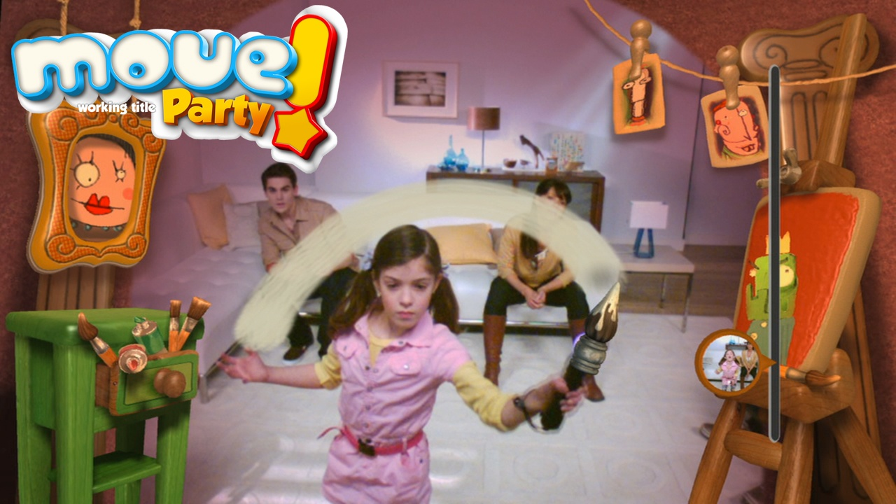 Move Party! - 39709